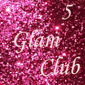 5 Glam Club logo