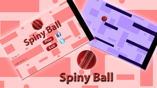 Spiny Ball : The arcade game- screenshot thumbnail