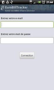 EuroBillTracker- screenshot thumbnail