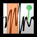 Audacity Time Marker logo