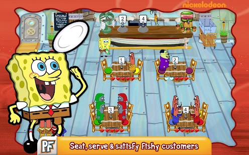 SpongeBob Diner Dash Screenshot 14