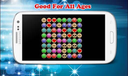 解謎必備免費app推薦|寶石超級匹配4個孩子免費線上免付費app下載|3C達人阿輝的APP
