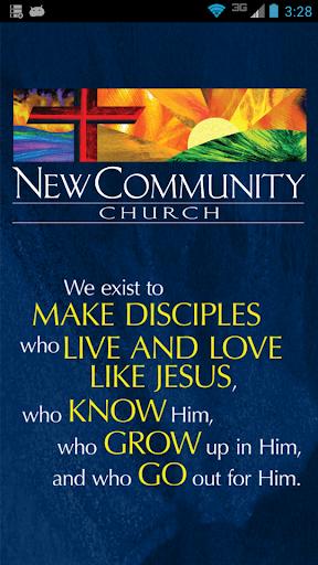 New Community Church Wexford
