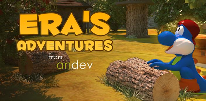 Eras Adventures 3D HD - Приключения Эры скачать на андроид