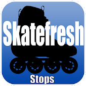 SkateFresh - Stops