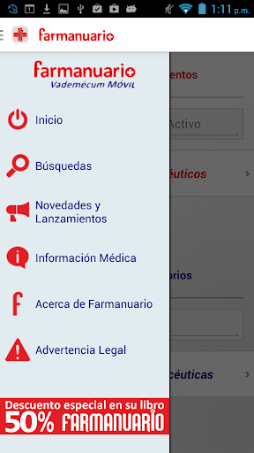 Vademécum Farmanuario Uruguay