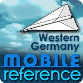 Western Germany - Guide & Map