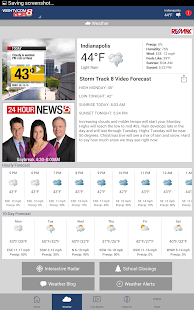 WISH TV 24-Hour News 8- screenshot thumbnail