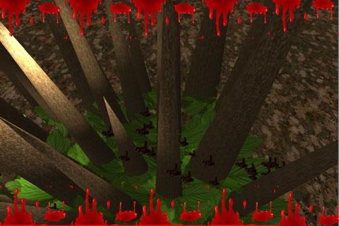 【免費個人化App】殭屍森林陀螺儀3D-APP點子