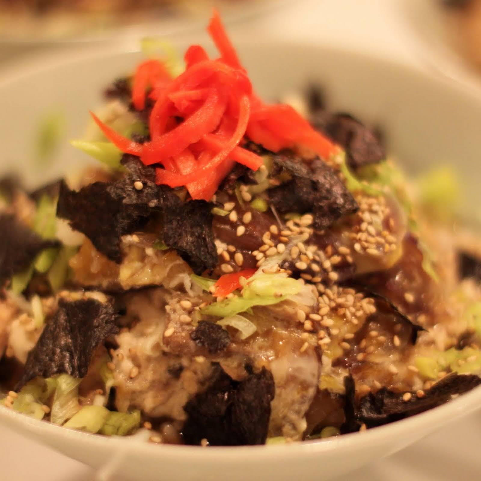 Chicken and Egg on Rice - Oyako Donburi