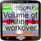Volume of drilling & workover