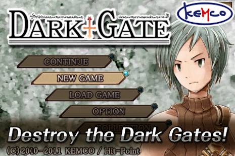 RPG DarkGate - screenshot thumbnail