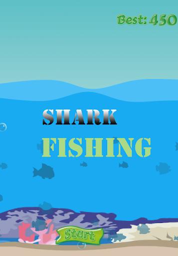 サメ釣りゲーム