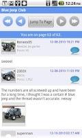 Screenshot of JeepForum.com - Jeep Discussio