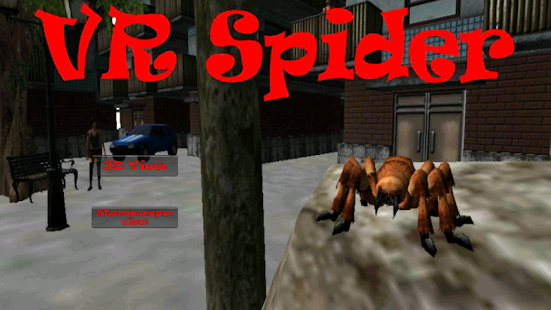 VR Spider- screenshot thumbnail