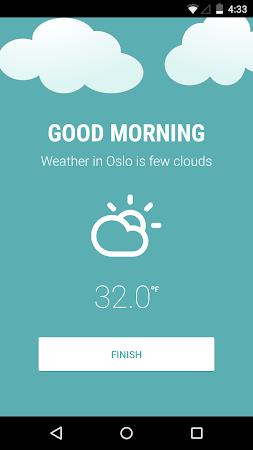 Morning Routine - Alarm Clock 3.2 screenshot 72306