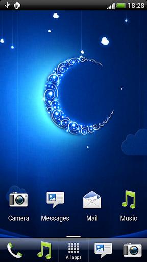 玩免費生活APP|下載浪漫月亮動態壁紙 app不用錢|硬是要APP
