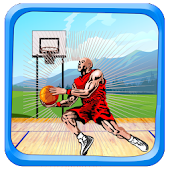 Crazy BasketBall Hill Climb