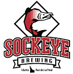 Logo of Sockeye Lucky Peak Pilsner