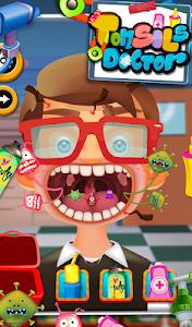 Tonsils Doctor - Kids Game v11.1.1