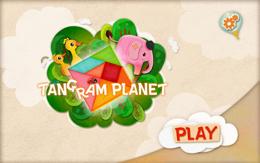 Tangram Planet Lite