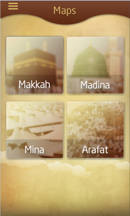 HAJJ GUIDE- screenshot