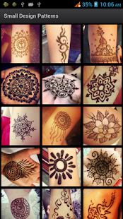 Best Mehndi Designs 2013 HD - screenshot thumbnail