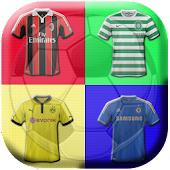 Guess Football Shirts Quiz