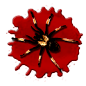 Bloody Spiders Live Wallpaper logo