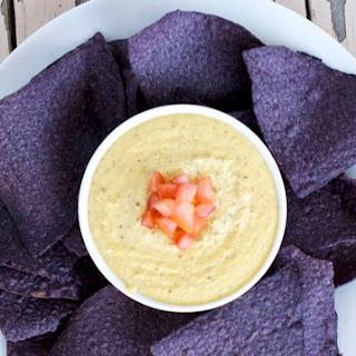 Gluten Free Vegan Nacho Cheese.