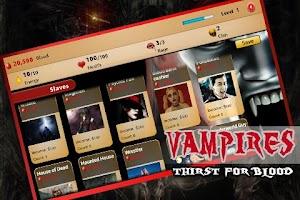 Screenshot of Vampires Thirst for Blood