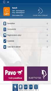 Dressur App - náhled