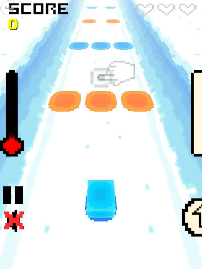 Ice Core Retro- screenshot