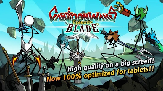 Cartoon Wars: Blade- screenshot thumbnail