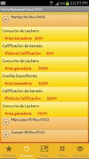 Feria Mesoamericana Tapachula - screenshot thumbnail