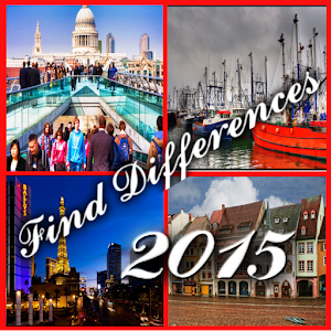 Find Differences 2015 for PC and MAC