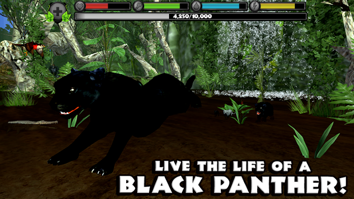Panther Simulator - screenshot