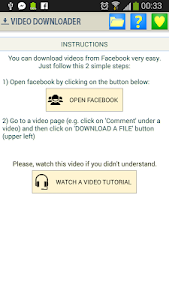 Fast Facebook Video Downloader v1.1.6
