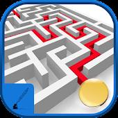 C64 Maze Run