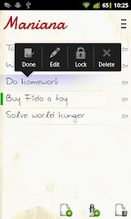 Maniana To Do List | Task List - screenshot thumbnail