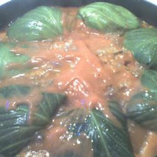 Stuffed Cabbage.