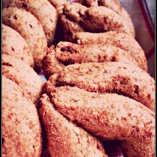 Red Beer Cookies.