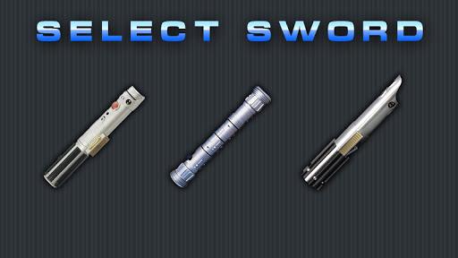 Neon Star Swords