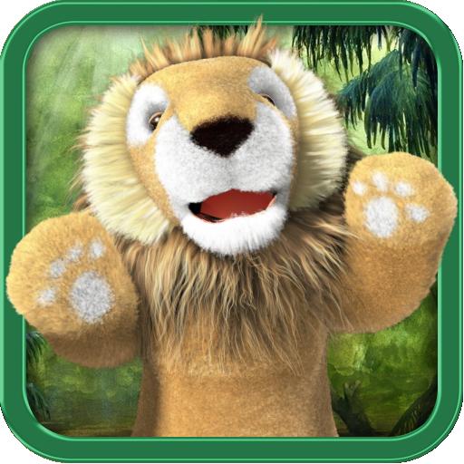 說到獅子 娛樂 App LOGO-硬是要APP