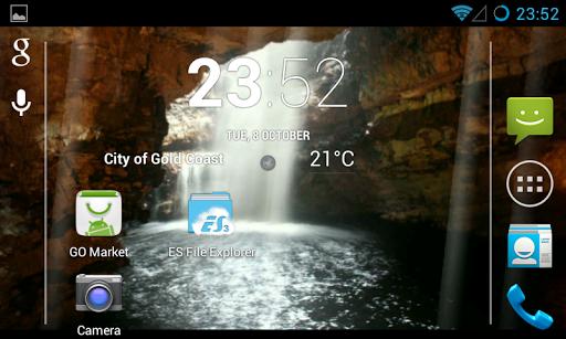 【免費個人化App】Cave Live Wallpaper-APP點子