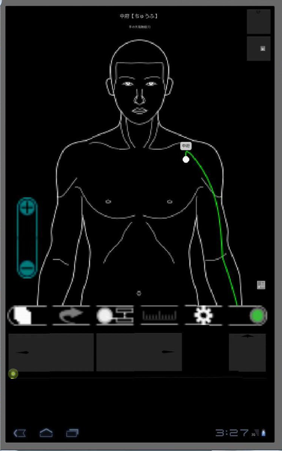 Acupuncture (Nagomi · Pro) - screenshot