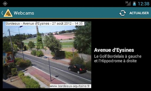Info Trafic Bordeaux screenshot 5