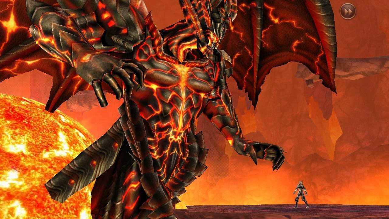 CHAOS RINGS II screenshot #2