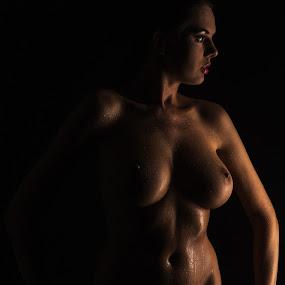 Whats up by Tatjana GR0B - Nudes & Boudoir Artistic Nude