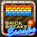 Brick Breaker Escape! logo